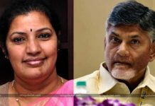 Purandeswari comments on chandra babu naidu