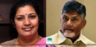 Purandeswari comments on chandra babu naidu