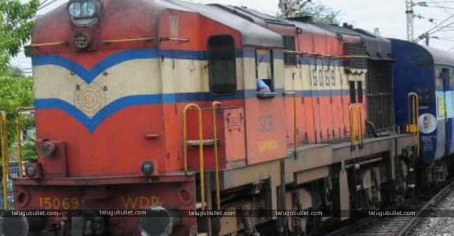 Rail Development Works Started In Telangana