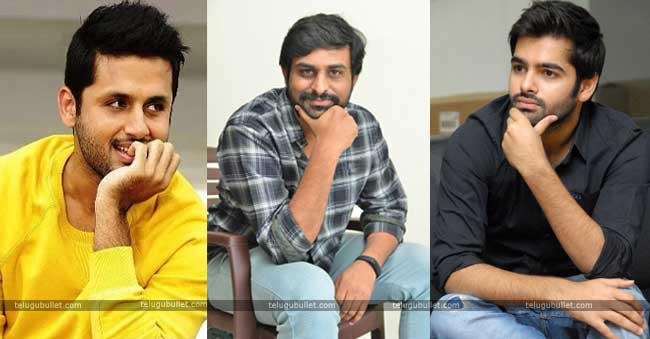 Ram And Nithin Looking For RX100 Director