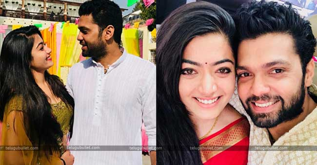 Rashmika was not the reason for my social media quitting