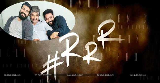 SS Rajamouli directorial RRR is stand out of the most anticipated film