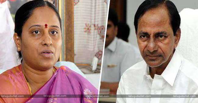 Shockingly Surekha blamed KTR