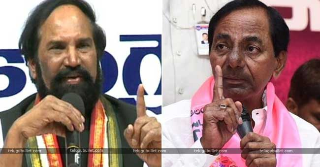 T-Congress Launches Its Attack On Rival KCR
