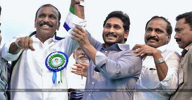 TDP M.P Ravindra Kumar opined that YSR Congress