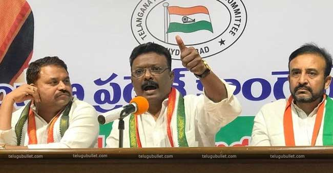 TRS Has Instigated Youth To Commit Suicide