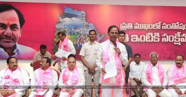 TRS Pink Fort Crumbles With Leaders Revolt