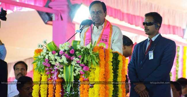 Telangana Congress senior leaders