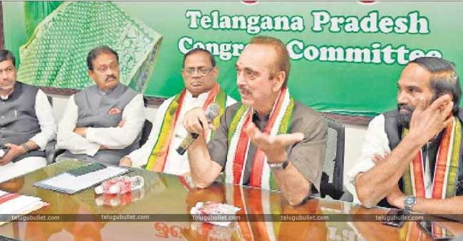 Telangana are well aware of KCR's fake promises
