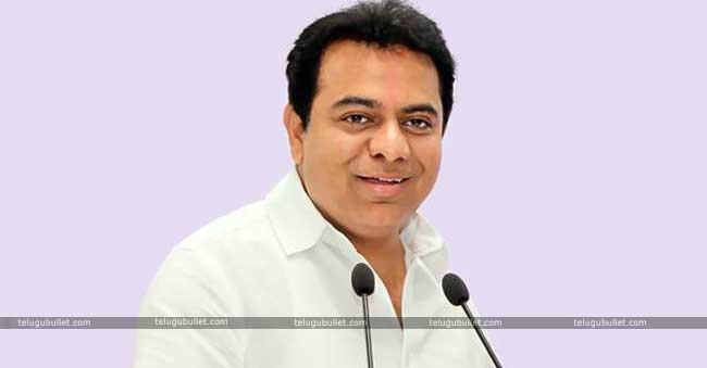 Telangana's IT Minister