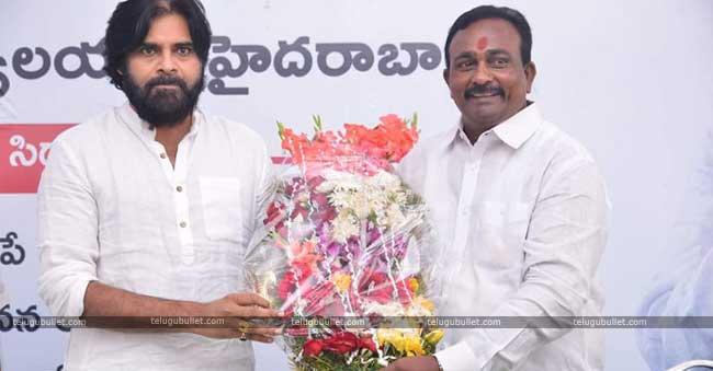 Telugu media channel did a never seen hungama on Pawan Kalyan
