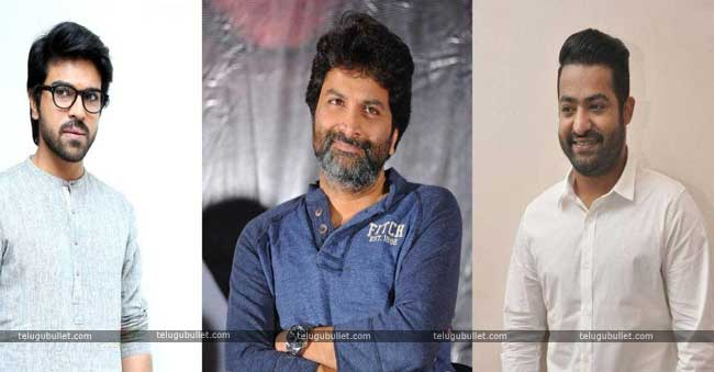 Trivikram Film which is all set to release October 11