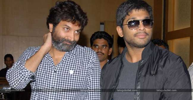 Trivikram Srinivas is enthusiastic about completing
