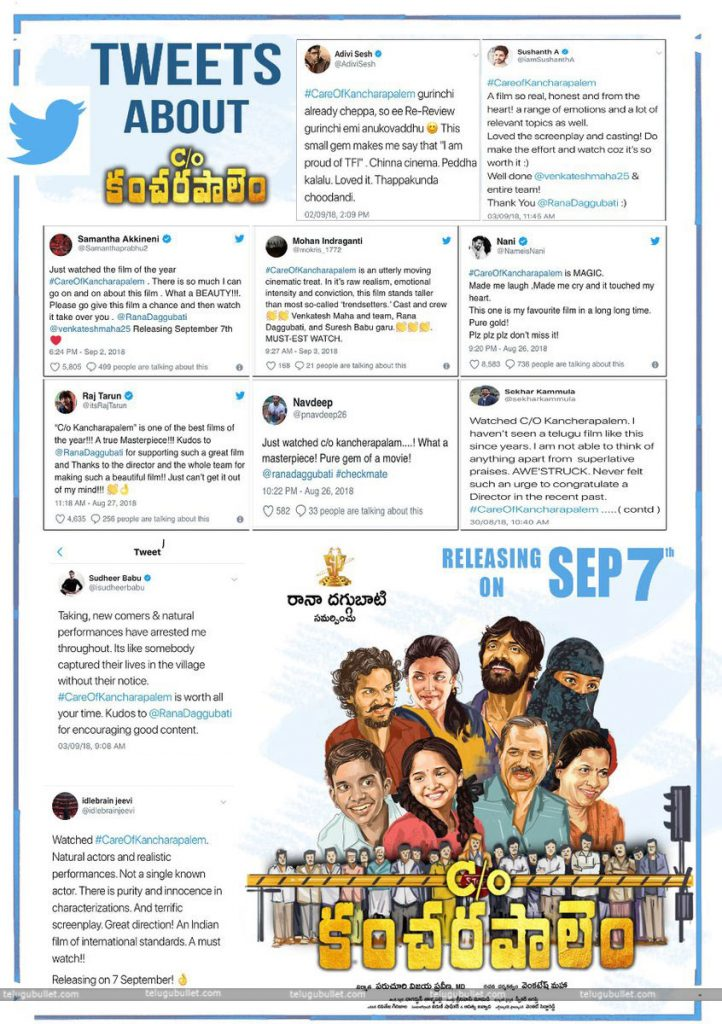 Tweets-about-Kancharapalem-