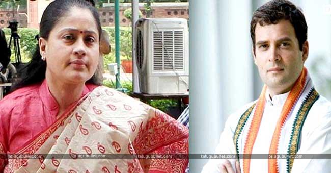 Two Key Roles For Actress Vijayashanthi