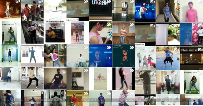 Uturn-dance-challenge
