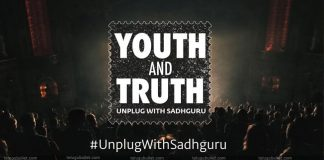 Youth and Truth sadhguru with Vijay Deverakonda