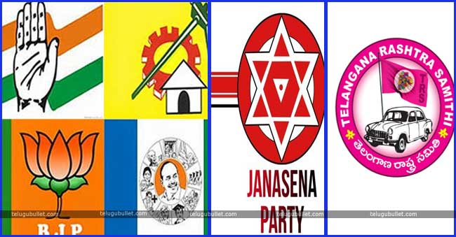 all political parties logos