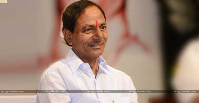 Telangana Record 22 Growth Rate Fetched An Award For The KCR
