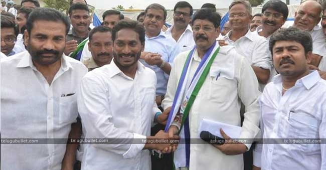 This is undoubtedly a great move from Y.S Jagan