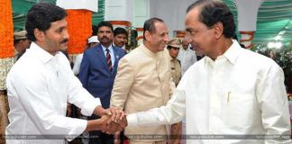kcr help to jagan