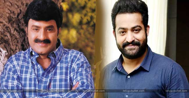 ntr and balakrishna