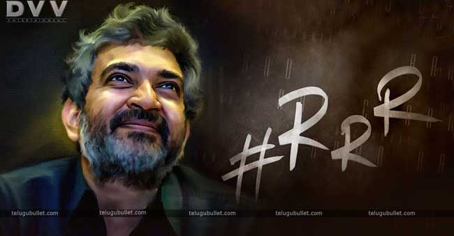 rajamouli's next venture and he come up with RRR
