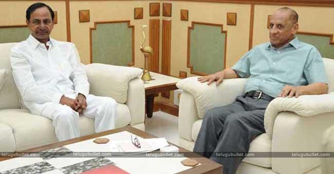 the Governor of Telangana, EL Narasimhan