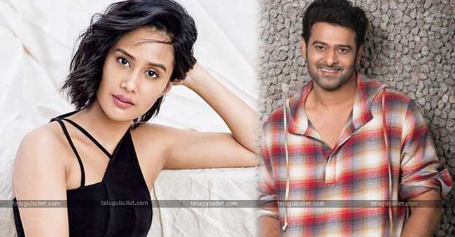 Airtel Girl In Prabhas Film