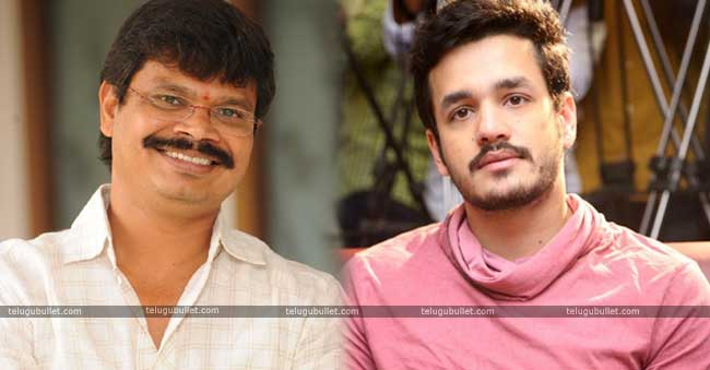 Akhil Akkineni who is presently occupied