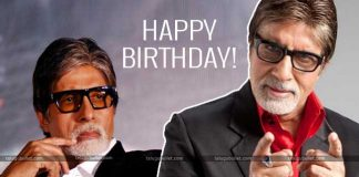 Amitabh Bachchan and hecrossed