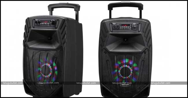 Astrum Launches Trolley Speakers