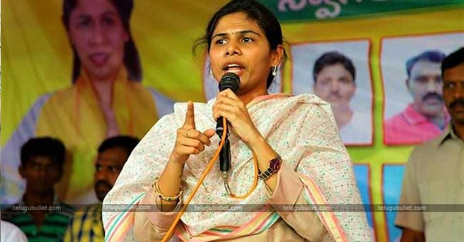 Bhuma Akhila Priya Bagging Negative Image In The Constituency