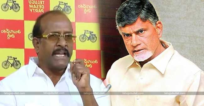 CBN's Strong Warning To Rajendra Prasad In Talks