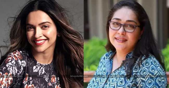 Deepika Padukone To Produce Meghan Gulzar's Next