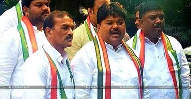 Disappointed TRS Leaders Joined AICC
