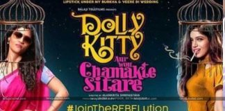 Dolly Kitty Aur Woh Chamakte Sitare First Look Released