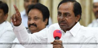 KCR's New Plans To Chuck Out Congress