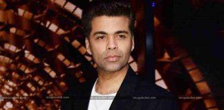 Karan Johar Reveals His Next Project