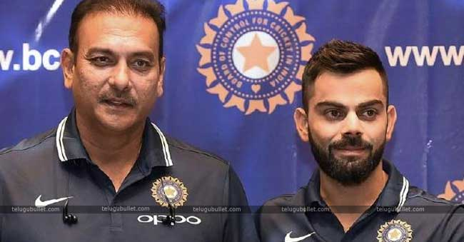 Kohli will lead the 15-member Indian cricket