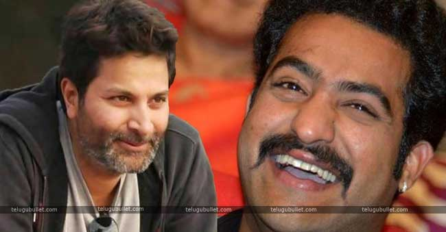 trivikram srinivas and ntr
