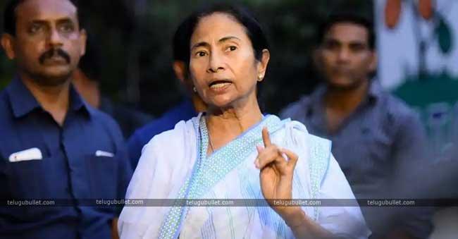 Mamata Banerjee's Invitation To A.P Chief Minister