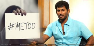 Vishal about Metoo