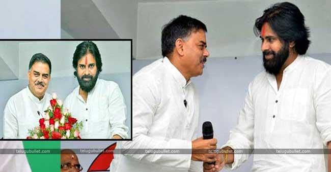 Nadendla Manohar Treated With High Priority In Janasena