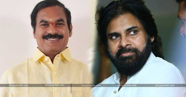 Pawan Kalyan floated Janasena all by himself a