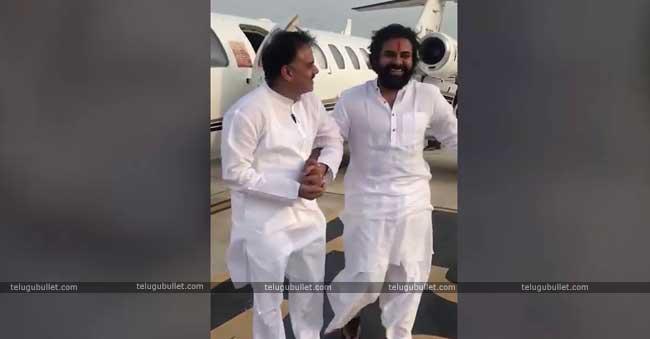 Pawan and Manohar maintain g