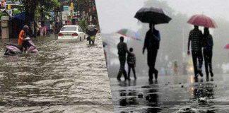 Red Alert To Tamil Nadu And Puducherry