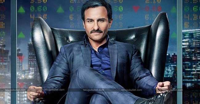 Saif Ali Khan Announces His New Movies
