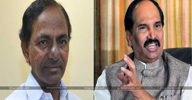 TPCC Chief accused KCR