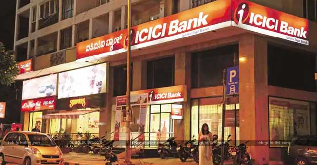 The Board of Directors of ICICI Bank Limited